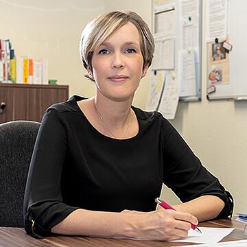 Natalie Wedemeyer -Residenzleitung-